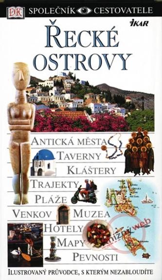 Řecké ostrovy-společník cestovatele 2. vyd.