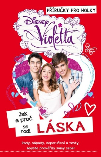 Violetta Jak a proč se rodí přátelství
