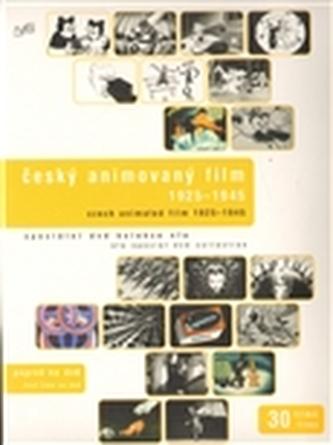 DVD - Český animovaný film