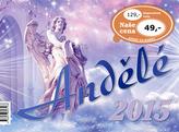 Andělé 2015 - stolní kalendář