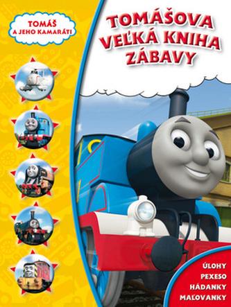Tomáš Velká kniha zábavy