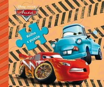Autá kniha s puzzle