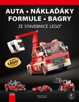 Auta, náklaďáky, formule, bagry ze stavebnice LEGO