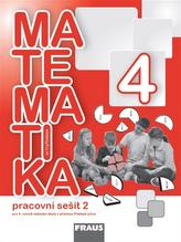 Matematika se Čtyřlístkem 4/2 pro ZŠ - Pracovní sešit