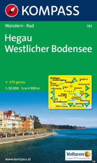 Hegau Westlicher Bodensee       783                          NKOM 1:50T