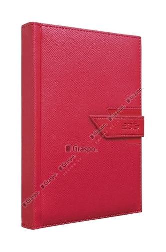 Diář 2014 - Agama červená denní A6