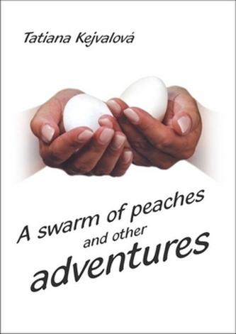 A swarm of peaches