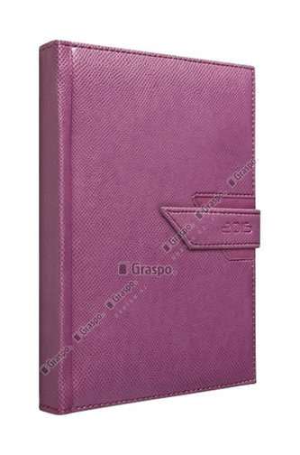 Diář 2014 - Agama růžová denní A6