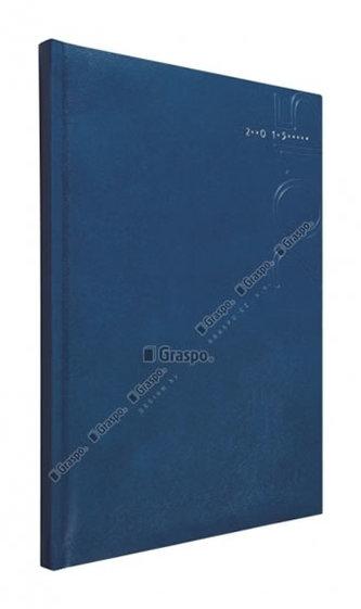 Diář 2014 - Kronos modrý - lesklý týdenní B5