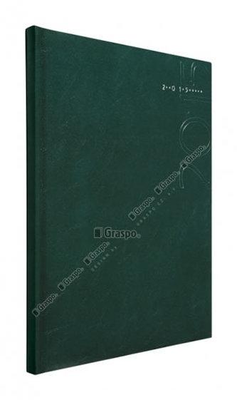 Diář 2014 - Kronos zelený - lesklý týdenní B5