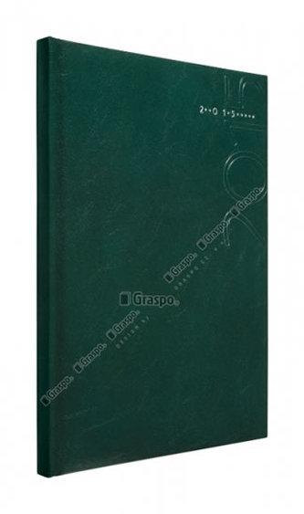 Diář 2014 - Kronos zelený - lesklý týdenní A5