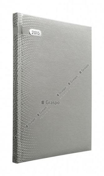 Diář 2014 - Dorato stříbrný týdenní A5