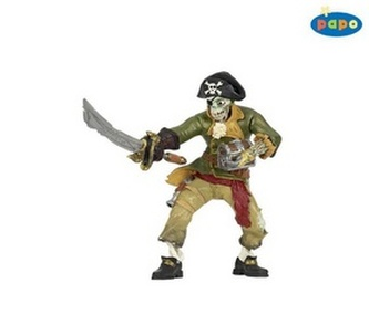 Pirát zombie