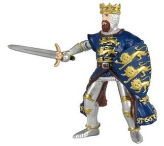 Král Richard modrý
