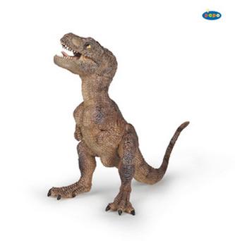 T-Rex mládě hnědé