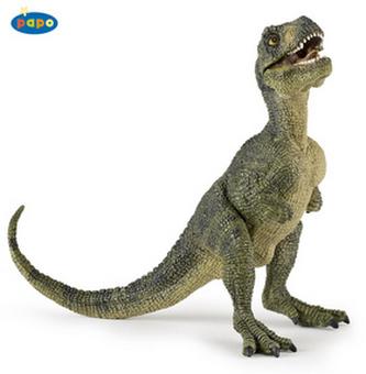 T-Rex mládě zelené