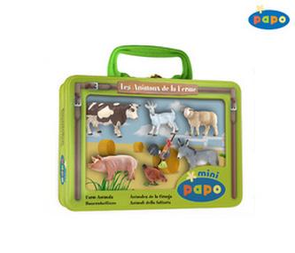 Zvířata z farmy mini
