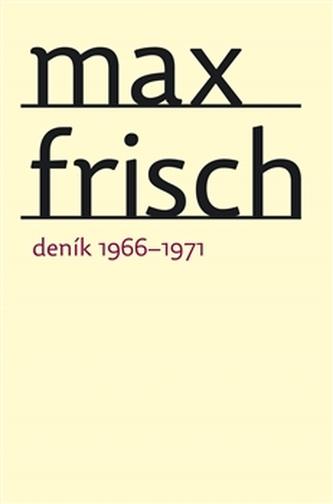 Deník 1966–1971