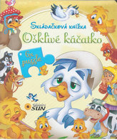 Skládačková knížka - Ošklivé kačátko