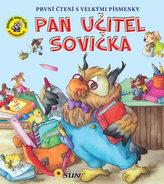 Pan učitel Sovička - První čtení s velkými písmenky