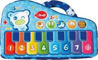 Moje první piano