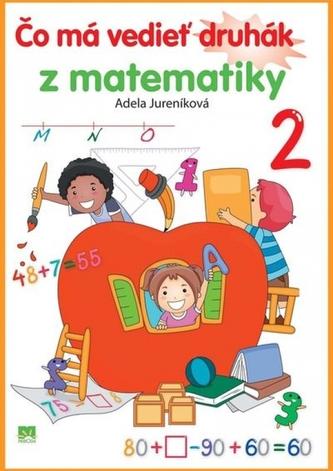 Čo má vedieť druhák z matematiky 2