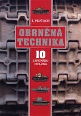 Obrněná technika 10 – Japonsko 1919 – 1945