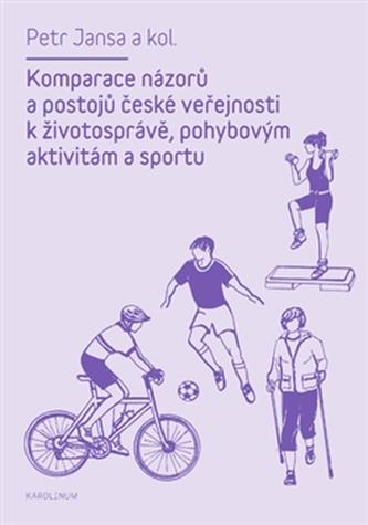 Komparace názorů a postojů české veřejnosti k životosprávě, pohybovým aktivitám a sportu