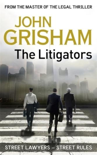 The Litigators. Verteidigung, englische Ausgabe