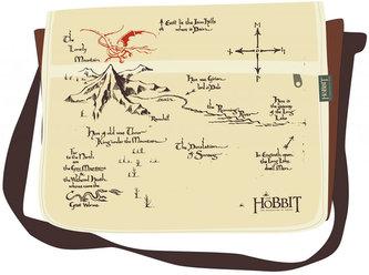 Hobbit - taška přes rameno, kanvas