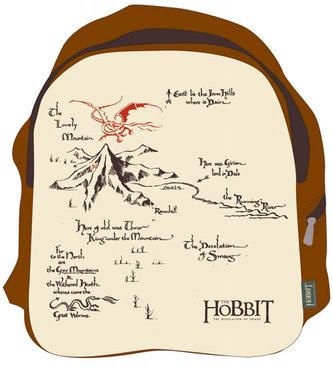 Hobbit - batoh, kanvas
