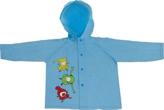 Kouzelná školka - pláštěnka dětská modrá, 3-4 roky