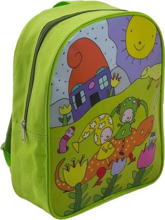 Kouzelná školka - dětský batoh, malý