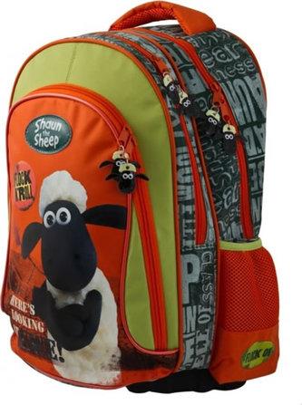 Ovečka Shaun - školní batoh, ergonomický velký