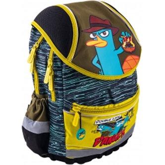 Phineas & Ferb - školní batoh, ergonomický velký
