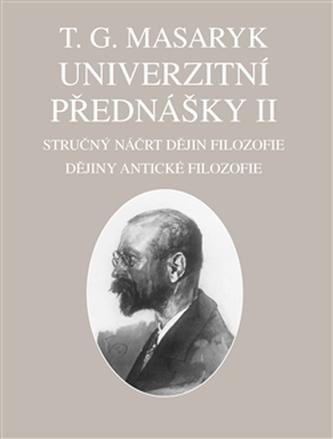Univerzitní přednášky II.