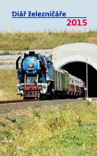 Diář železničáře 2015