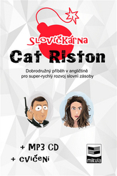 Slovičkárna Cat Riston + CD