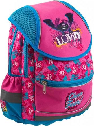 Příšerky Girls - školní batoh, ergonomický velký