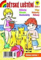 Dětské luštění 4