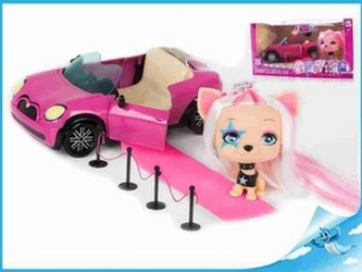 VIP PETS Auto s Gwen v novém designu a doplňky