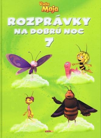 Včielka Maja Rozprávky na dobrú noc 7