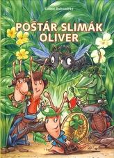 Poštár slimák Oliver