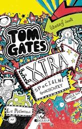 Úžasný deník Tom Gates Extra speciální (po)choutky