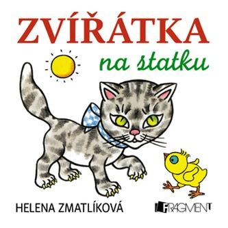 Zvířátka na statku – Helena Zmatlíková (100x100) - Ivan Zmatlík