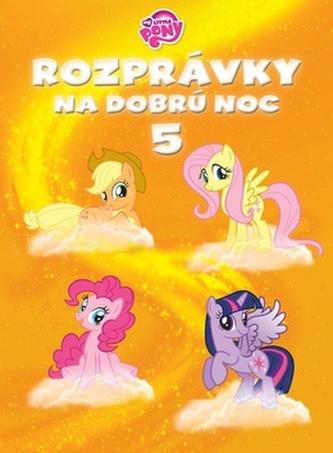 My Little Pony Rozprávky na dobrú noc 5