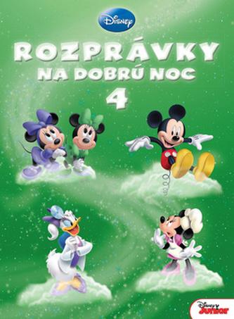 Disney Rozprávky na dobrú noc 4