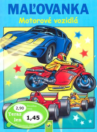 Mažovanka Motorové vozidlá