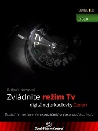 Zvládnite režim Tv digitálnej zrkadlovky