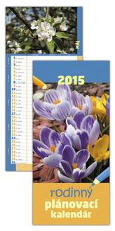 Rodinný plánovací kalendár 2015 Príroda